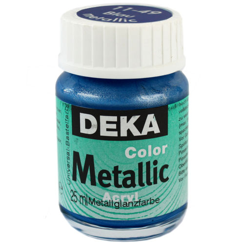 DEKA ColorMetallic 25 ml