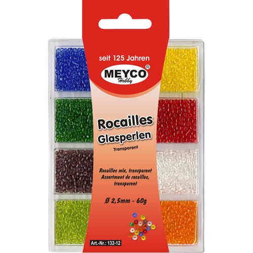 Rocailles-Sortiment 60 g