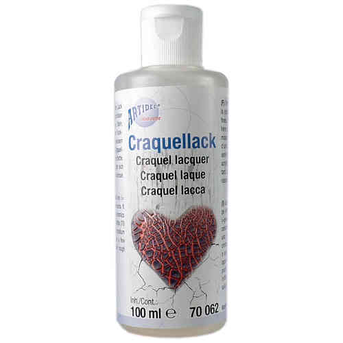 Craquelle-Lack transparent 100 ml