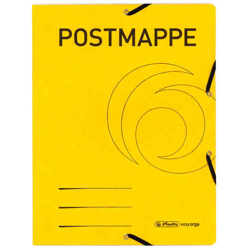Postmappe A4 Pappe