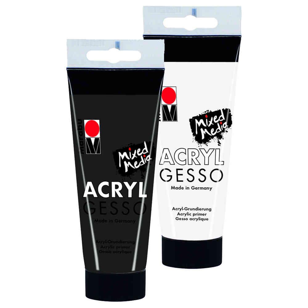 marabu acryl gesso 100 ml