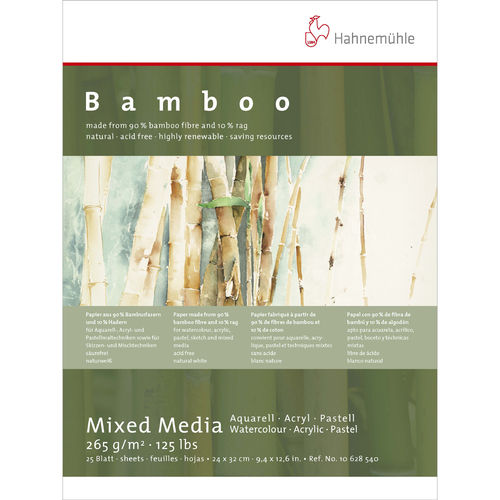 Bamboo Mixed Media 265 g/m²