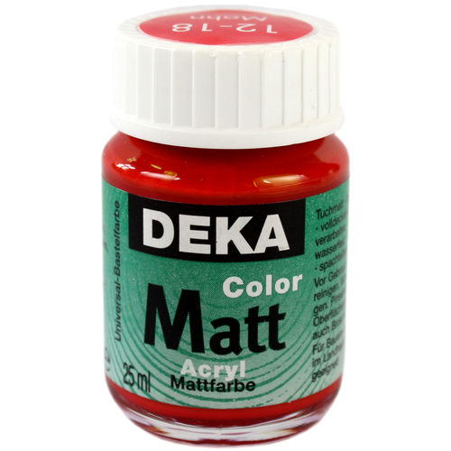 DEKA-ColorMatt 25 ml
